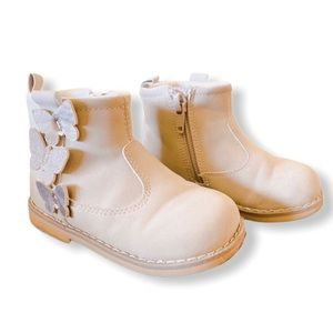 H & M  Butterfly Booties for Girls
